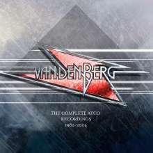 Vandenberg: The Complete ATCO Recordings 1982 - 2004, 4 CDs