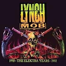 Lynch Mob: The Elektra Years 1990 - 1992, 2 CDs