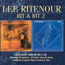 Lee Ritenour (geb. 1952): Rit / Rit 2, CD