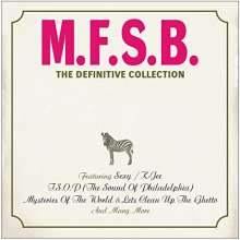 MFSB: The Definitive Collection (Deluxe-Edition), 2 CDs