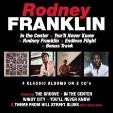 Rodney Franklin: Four Classic Albums On 2 CDs, 2 CDs