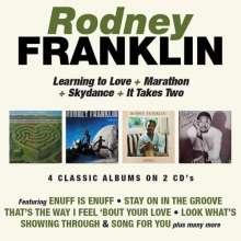 Rodney Franklin: 4 Classic Albums On 2 CDs, 2 CDs