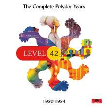 Level 42: The Complete Polydor Years Volume 1 1980 - 1984, 10 CDs