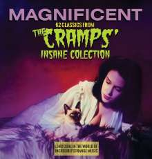 Magnificent: 62 Classics From The Cramps' Insane Collection, 2 CDs