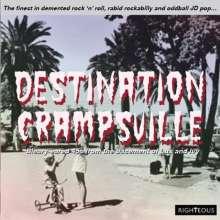 Destination Crampsville, 2 CDs