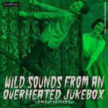 Wild Sounds From An Overheated Jukebox: Lux And Ivy Dig Those 45s, 2 CDs