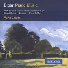 Edward Elgar (1857-1934): Klavierwerke, CD