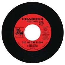"""Dobie Gray: Out On The Floor/The In Crowd, Single 7"""""""