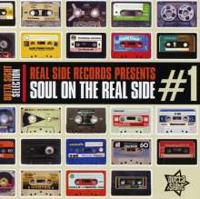 Soul On The Real Side #1, CD