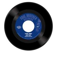 "Baby Huey: Hard Times/Listen To Me, Single 7"""
