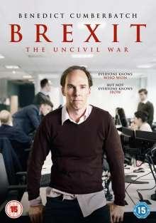 Brexit - The Uncivil War (2018) (UK Import), DVD