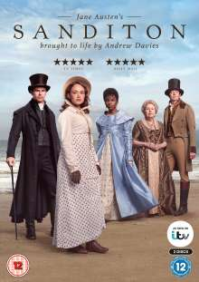 Sanditon (Jane Austen) (2019) (UK Import), 2 DVDs