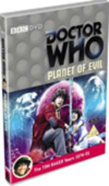 Doctor Who: Planet Of Evil (1975) (UK Import), DVD