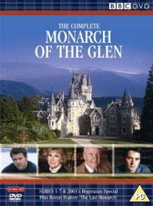 Monarch Of The Glen Series 1-7 (2000-2006) - Engl.OF, 22 DVDs
