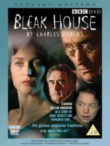 Bleak House (2005) (UK Import), 3 DVDs