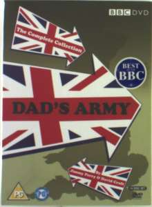Dad's Army Season 1-9 (Complete Collection) (UK Import), 14 DVDs