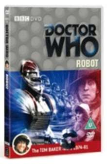 Doctor Who - Robot (1974) (UK Import), DVD