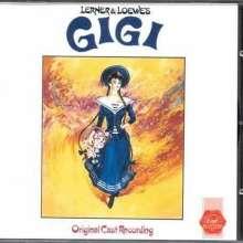 Musical: Gigi, CD