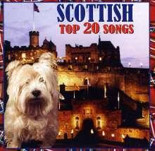 Scottish Top 20 Songs, CD