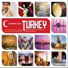 Beginner's Guide To Turkey, 3 CDs