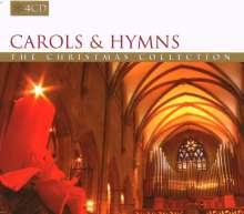 Carols & Hymns: Christmas Collection, 4 CDs