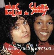 "Marc Bolan: To Know You Is To Love You, 2 Single 7""s"