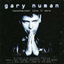 Gary Numan: Reconnected: Live 'N' M, 2 CDs