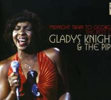 Gladys Knight: Midnight Train To Georgia - Best Of, 2 CDs