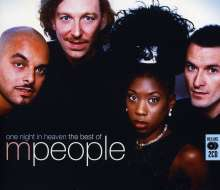 M People: One Night In Heaven: The Best Of M-People, 2 CDs