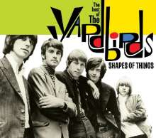 The Yardbirds: Shapes Of Things: The Best Of, 2 CDs