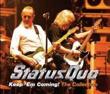 Status Quo: Keep 'Em Coming! The Collection, 2 CDs