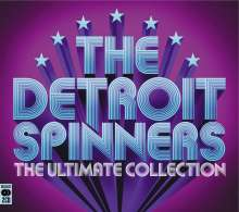 The Detroit Spinners: Ultimate Collection, 2 CDs