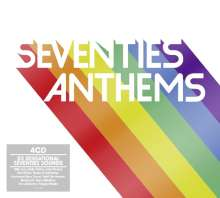 Seventies Anthems, 4 CDs