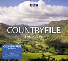 Countryfile: The Album, 4 CDs