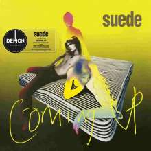 The London Suede (Suede): Coming Up (180g), LP