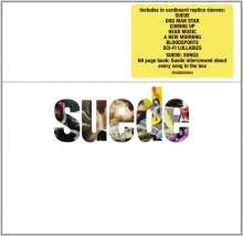 Suede: CD Albums Box Set (8 CDs + 60-Seiten Booklet), 8 CDs