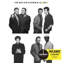 Ian Dury & The Blockheads: Laughter (180g), LP