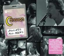 Caravan: Access All Areas (CD + DVD), CD