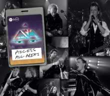 Asia: Access All Areas (CD + DVD), CD