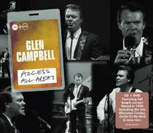 Glen Campbell: Access All Areas, 1 CD und 1 DVD