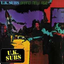 UK Subs: Brand New Age (180g) (Limited Deluxe Edition) (Colored Vinyl), LP