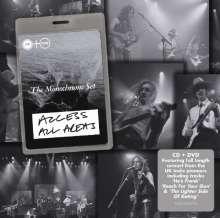 The Monochrome Set: Access All Areas, 1 CD und 1 DVD