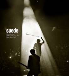 The London Suede (Suede): Dog Man Star. 20th Anniversary Live. Royal Albert Hall (Special Deluxe Album Set), 4 LPs, 2 CDs und 1 Buch