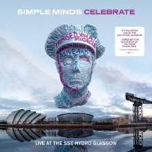 Simple Minds: Celebrate - Live At The SSE Hydro Glasgow (180g) (Limited Edition), 2 LPs