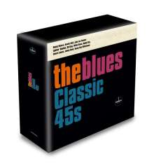 "The Blues Classic 45s, 10 Single 7""s"