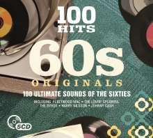 100 Hits: 60's Originals, 5 CDs