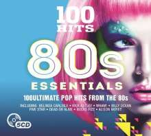 100 Hits: 80's Essentials, 5 CDs