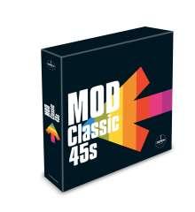 "Classic 45s-Mod (7"" Singles Boxset), 10 Single 7""s"