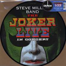 Steve Miller Band: The Joker Live (Limited Edition) (Picture Disc), LP