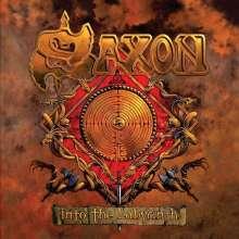 Saxon: Into The Labyrinth (180g) (Limited Edition) (Neon Orange Vinyl), LP